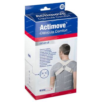 Actimove Clavicula Comfort XS 7997400 1 pièce
