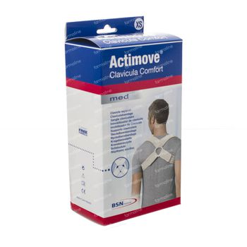 Actimove Clavicula Comfort XS 7997400 1 stuk