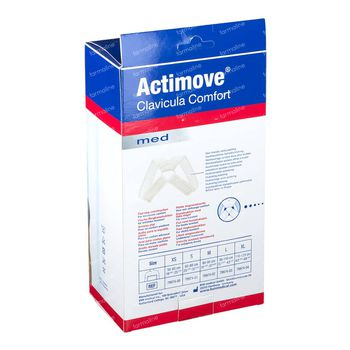 Actimove Clavicula Comfort M 7997402 1 pièce