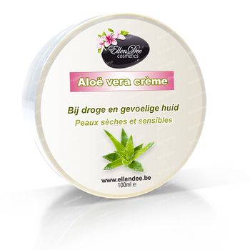 Ellen Dee Aloe Vera Creme 100 ml crème