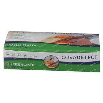 Cova Detect 45x63Mm BleuTextile Bout Du Doigt 100 st
