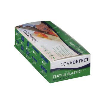 Cova Detect 2x12Cm Bleu Textile 100 st