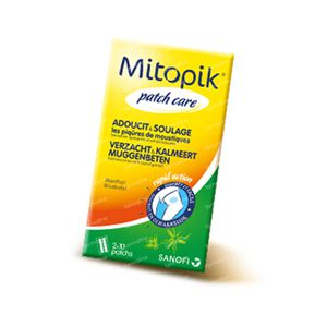 Mitopik Patch Care 20 St patch