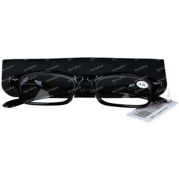 Pharma Glasses Lunettes Noir +3,50 1 st