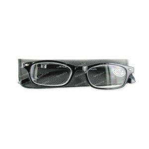 Pharma Glasses Lunettes Noir +3,50 1 pièce