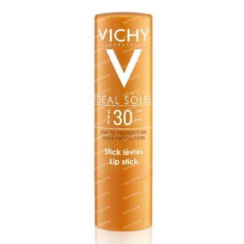 Vichy Idéal Soleil Zonnestick Gevoelige Lippen SPF30 4,7 ml