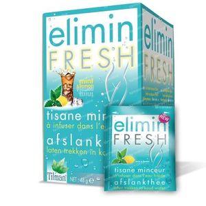 Tilman Tisane Minceur Elimin Fresh Menthe Citron 24 sachets