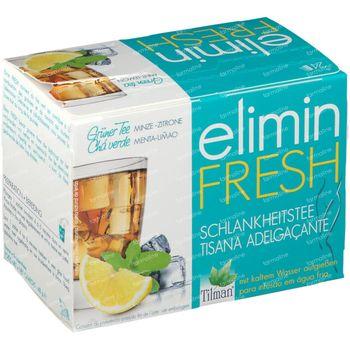 Elimin Fresh Tisane Minceur Menthe - Citron 24 sachets