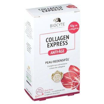 Biocyte Collagen Express Sticks 10x6 g