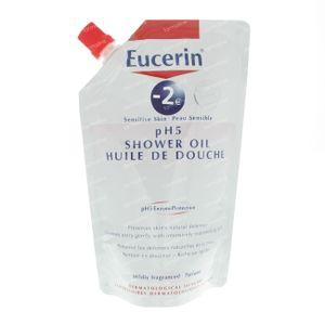 Eucerin pH 5 Shower Oil Refiller PROMO - 2€ 400 ml