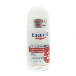 Eucerin Deo Roll-On 48H Anti-Transpirant -2€ 50 ml