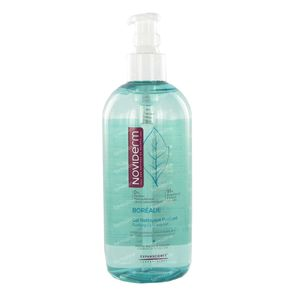 Noviderm Boreade Purifying Cleansing Gel 400 ml