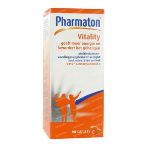 Pharmaton vitality 90 stuks