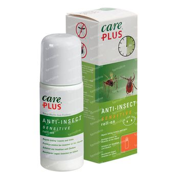 Care Plus Anti-Insect Roll-On Kids 60 ml rouleau