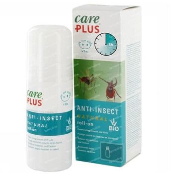 Care Plus Anti-Insect Natural Roller Bio 50 ml