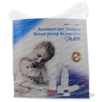 Express Milch Accessoires Z/Bisphenol A Flaem 1 st