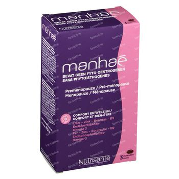 Nutrisanté Manhaé 90 capsules
