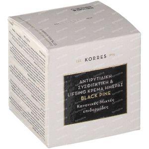 Korres Black Pine Antiwrinkle & Firming Day Cream 40 ml