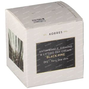 Korres Black Pine Rijke Dagcrème 40 ml