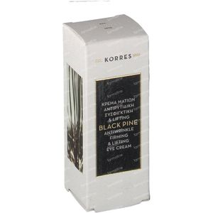 Korres Black Pine Oogcrème 15 ml