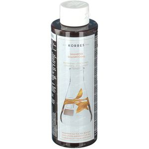 Korres Shampoo Sunflower & Tea 250 ml