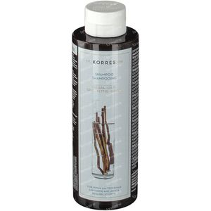Korres Shampoo Brandnetel & Zoethout 250 ml