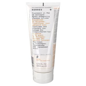 Korres Conditioner Zonnebloem & Bergthee 200 ml