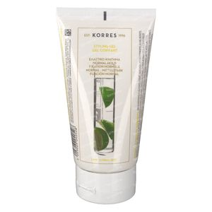 Korres Limoen Styling Gel 150 ml