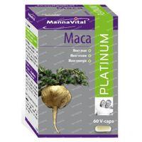 Mannavital Maca Platinum 60  capsules