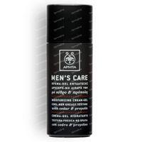 Apivita Men Care Crème-Gel Hydratante Texture Fraiche - Non Grasse 50 ml flacon