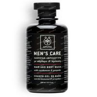Apivita Men Care Shampoo & Douchegel 250 ml flacon