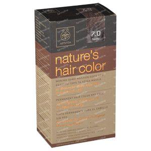 Apivita Natures Hair Color N7.0 Blond 1 item