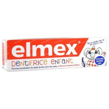 Elmex Tandpasta Kinderen 0-6 Jaar 50 ml