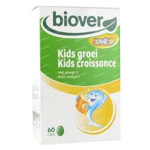 Biover Kids Groei 60 capsules