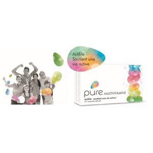 Pure Multivitamine 60 comprimés