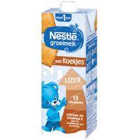 Nestlé Vloeibare Groeimelk met Koekjes 1Jaar+ 1 l melk