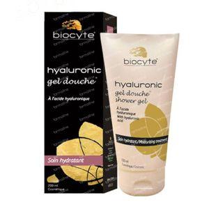 Biocyte Hyaluronic Douche Hydra 200 ml gel