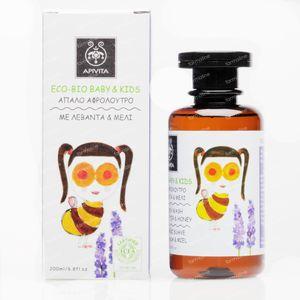 Apivita Baby Milde Body Wash Met Lavendel & Honing 200 ml fles