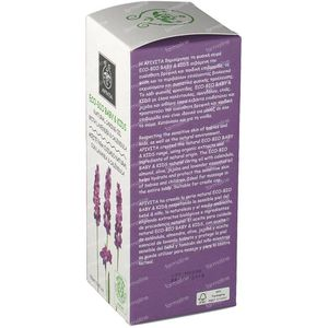 Apivita Baby Natuurlijke Verzorgende Olie Met Lavendel & Calendula 150 ml fles
