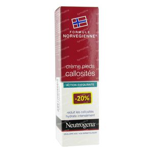 Neutrogena Feet Calluses Promo 50 ml cream