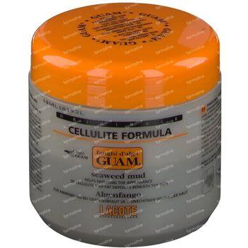 Guam Fanghi Boue D'Algues Cellulite 500 g