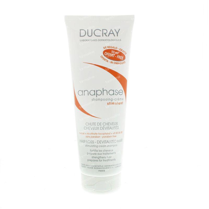 ducray anaphase stimulating cream shampoo promo 250 ml. Black Bedroom Furniture Sets. Home Design Ideas