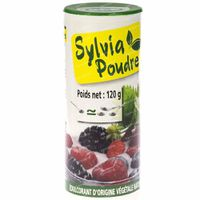 Sylvia Stevia 120 g pulver