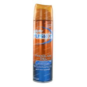 Gillette Fusion Proglide Scheergel Hydratation 1 stuk