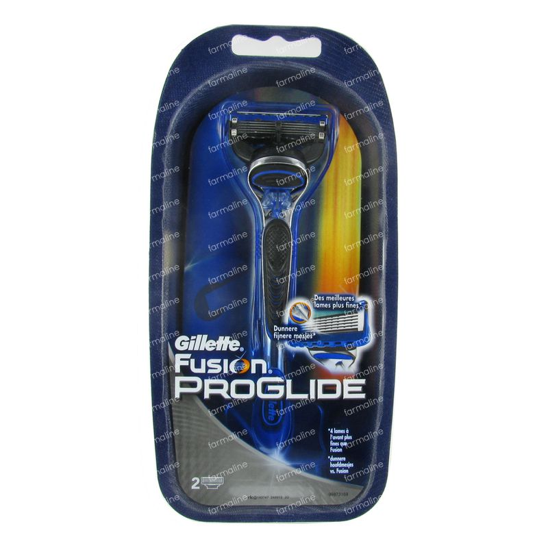 gillette shave machine