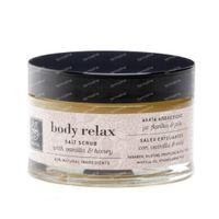 Apivita Body Relax Scrub Salz-Vanilla-Honig 200 ml