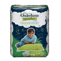 Pampers Underjams Boys S/M 10 st