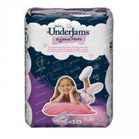 Pampers Underjams Girl S/M 10 st