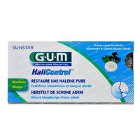 GUM HaliControl Tabletten 10 stuks