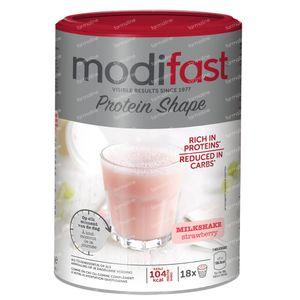 Modifast Protiplus Milkshake Erdbeere 540 g